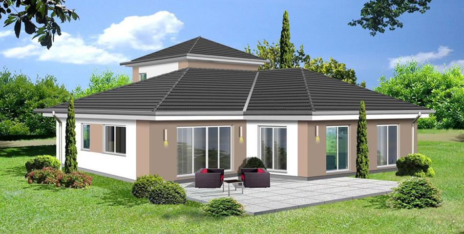 Vorteile eines Bungalows - Beispiel-bungalow-Bauweise-mit-Roetzer