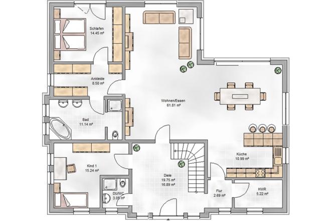 bungalow-150-erdgeschoss-grundriss Kopie