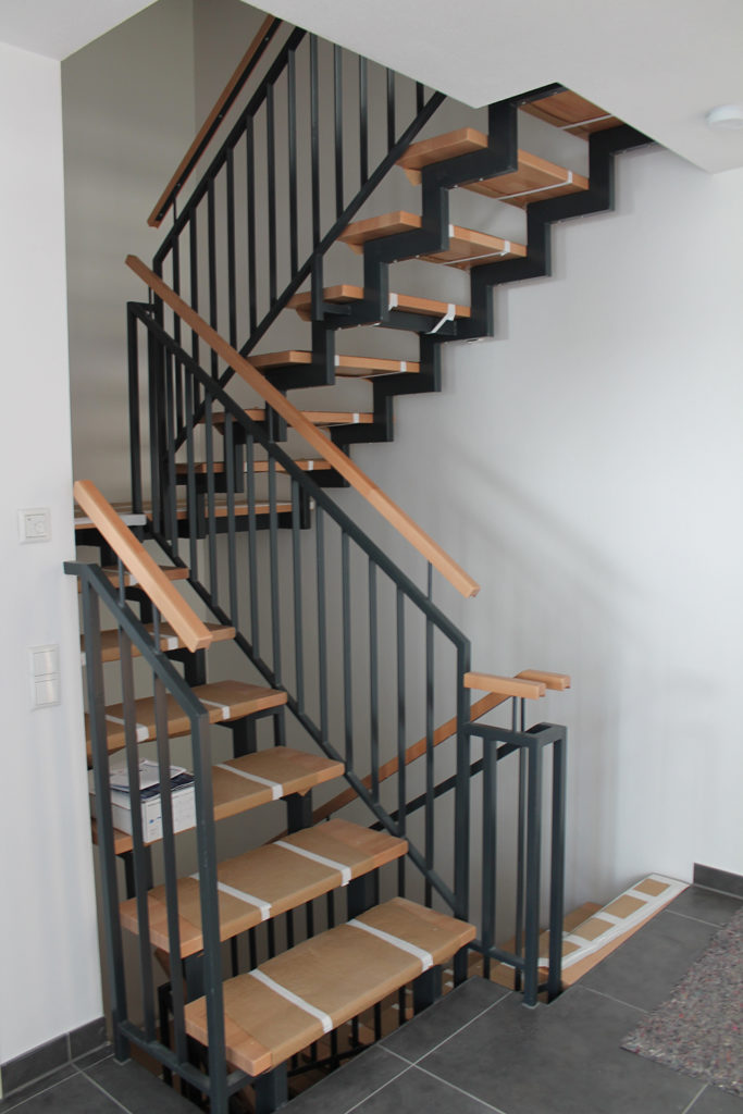 Die beliebtesten Treppenformen und was sie ausmacht