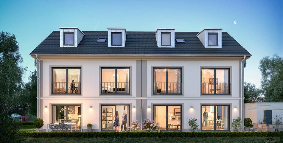 Immobilien-Projekt von Rötzer Immobilien Development in Neuried bei München