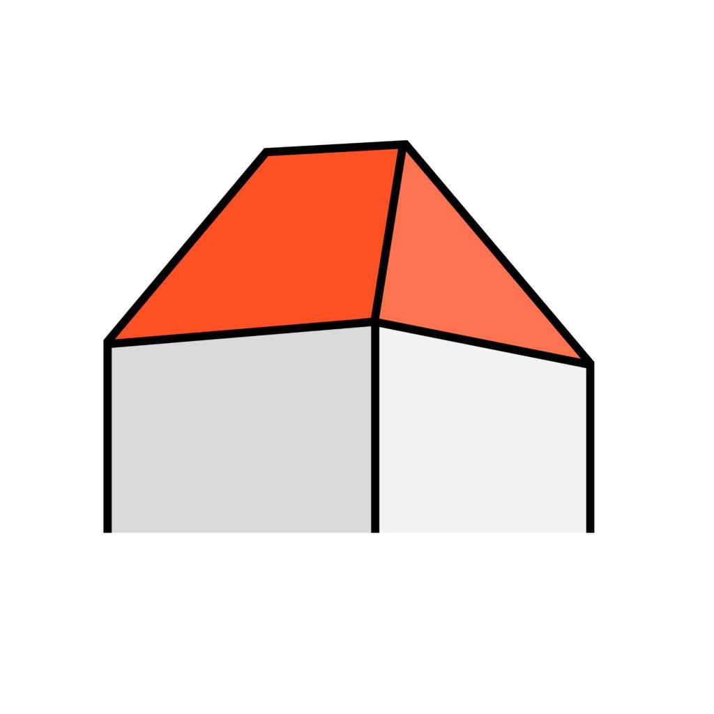 ROETZER_Blog Dachform Walmdach