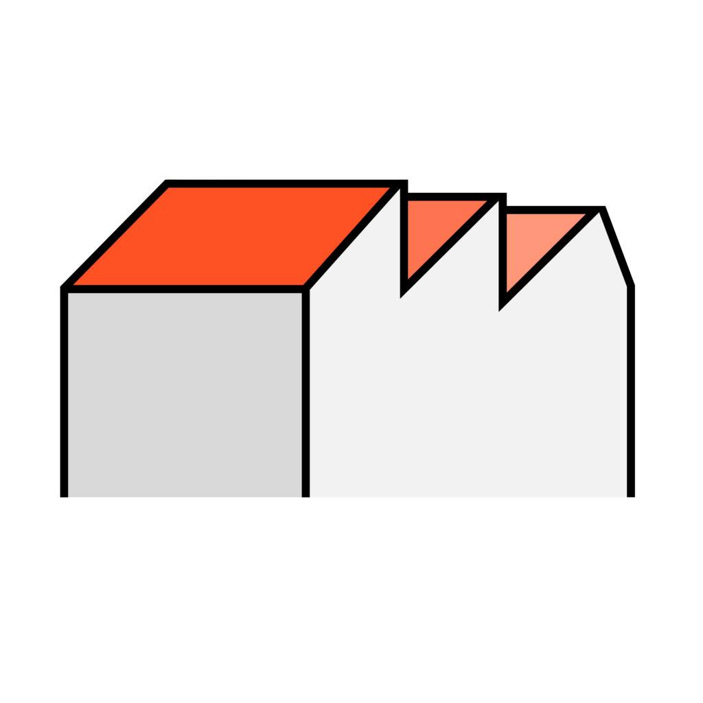 ROETZER_Blog_ Dachvarianten Sheddach