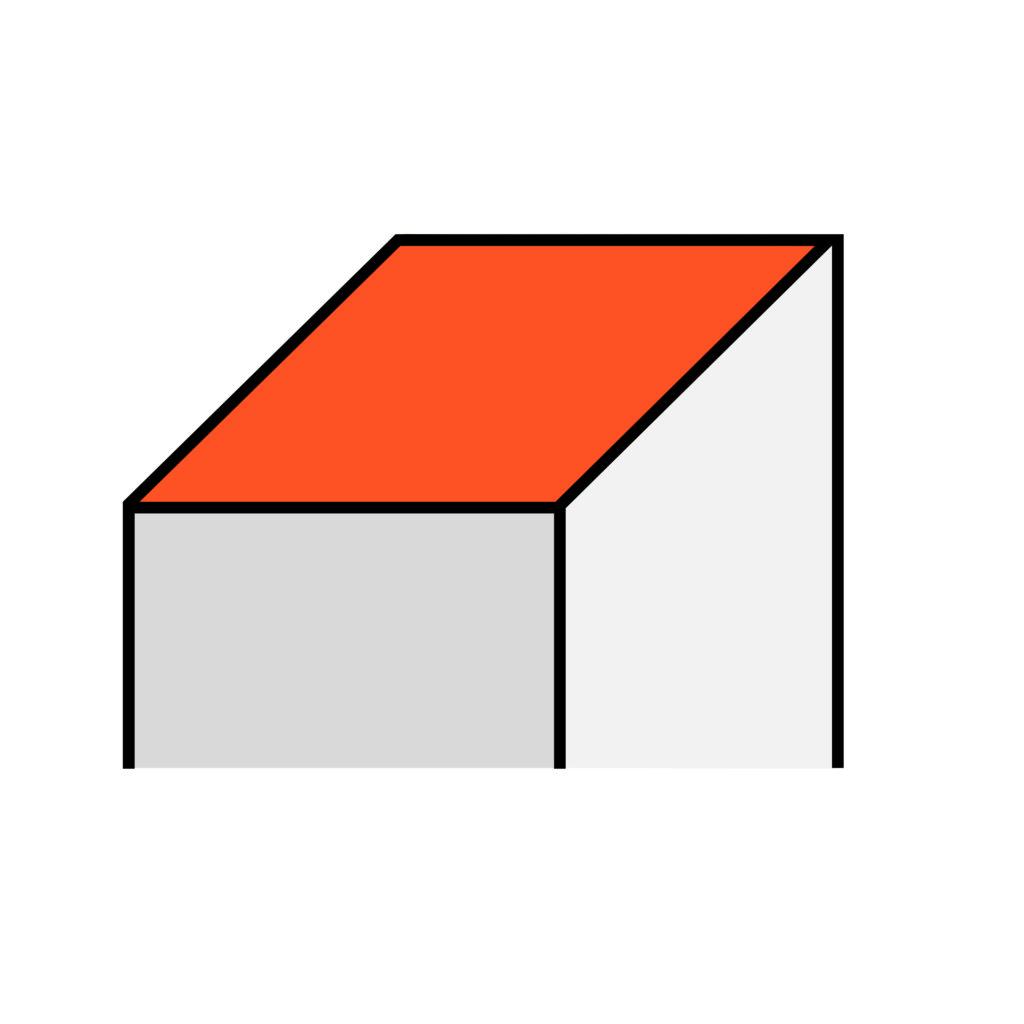 ROETZER_Blog Dachform Pultdach