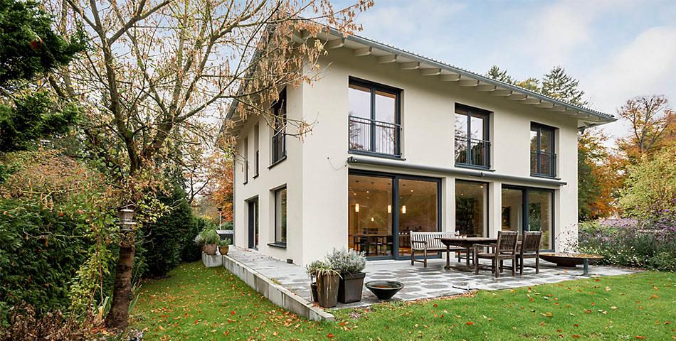 Kontrollierte Wohnraumlüftung – Rötzer Ziegelelement Haus